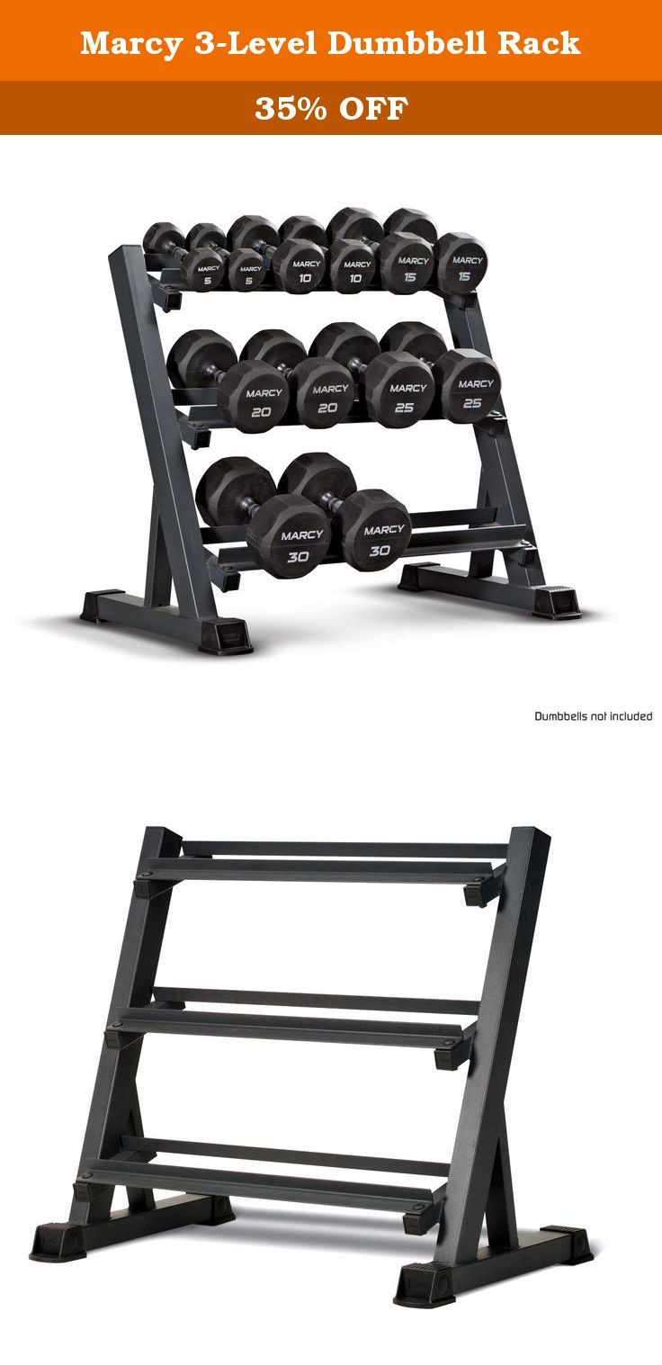 Best ideas about dumbbell rack on pinterest weight