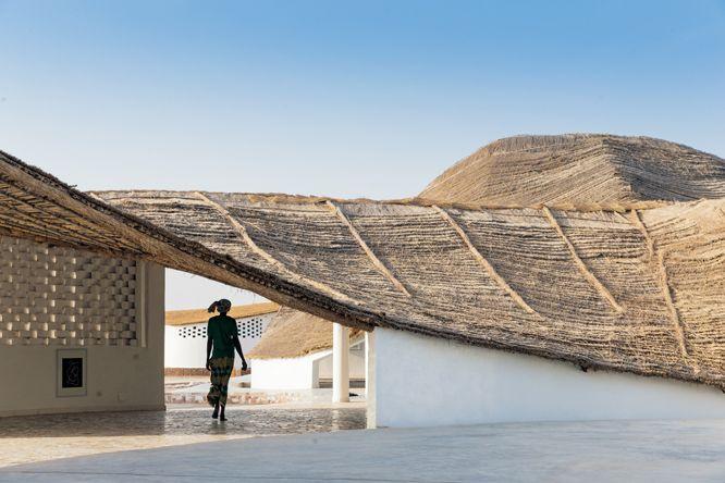 建築家・森俊子が手がける、アフリカの文化センター。 | casabrutus.com