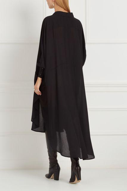 Платье-рубашка Avelon - Свободное платье-рубашка из коллекции нидерландского бренда Avelon в интернет-магазине модной дизайнерской и брендовой одежды