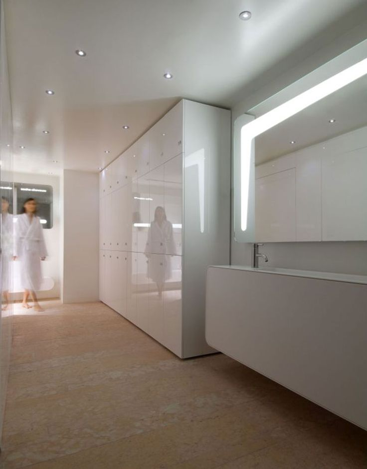 17 Best Images About Hotel/spa On Pinterest | Changing Room ... Modernes Design Spa Hotel
