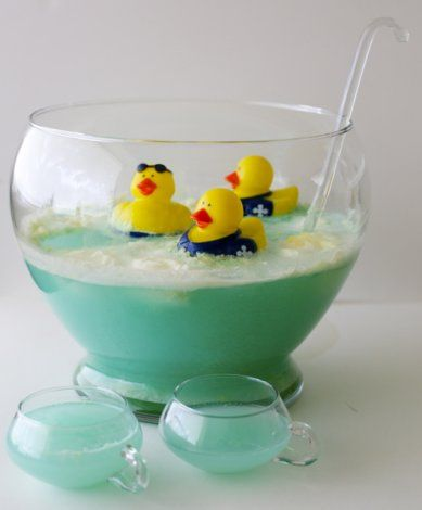 Ponche para Baby shower | Blog de BabyCenter