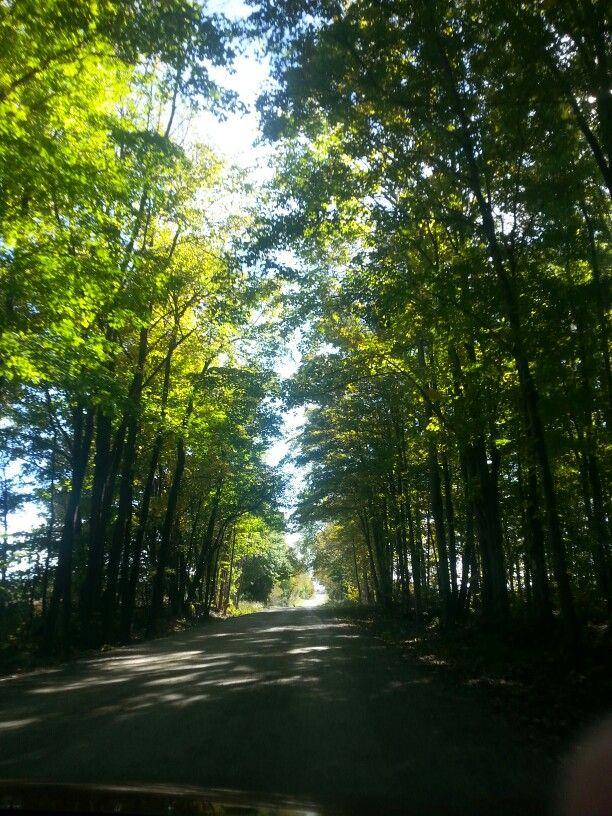 Side roads!