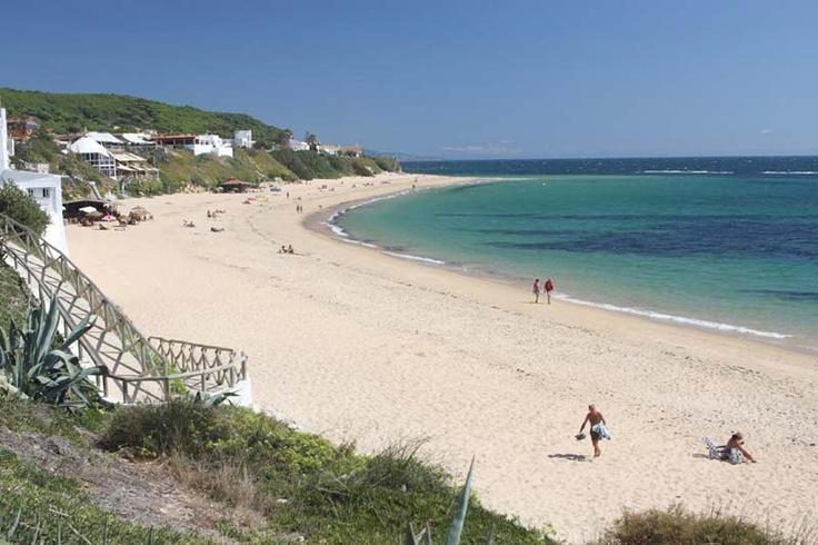 Las playas de Barbate (Cádiz) son la combinación perfecta de arena, sol y mar / The beaches of Barbate (Cádiz) are the perfect combination of sand, sun and sea