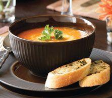 Savoury Carrot Soup - Everyday Style Recipe