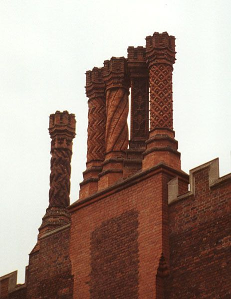 1000 Images About Chimneys On Pinterest Fake Brick