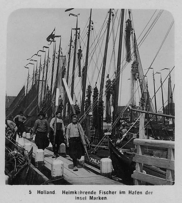 Haven van Marken 1905