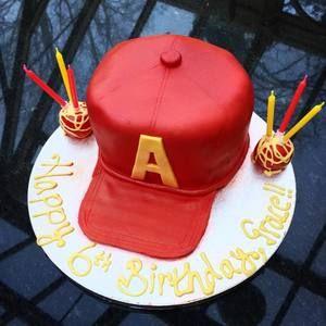 Chipette birthday cakes