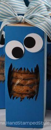 Las 21 formas más geniales de regalar galletas