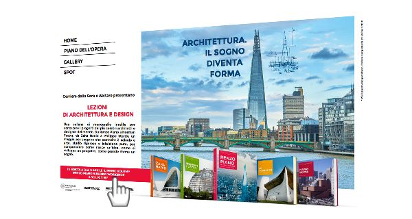 LEZIONI DI ARCHITETTURA E DESIGN - Corriere Store