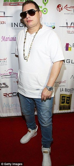 Britney's ex Scott Storch 'files for annulment due to intoxication'