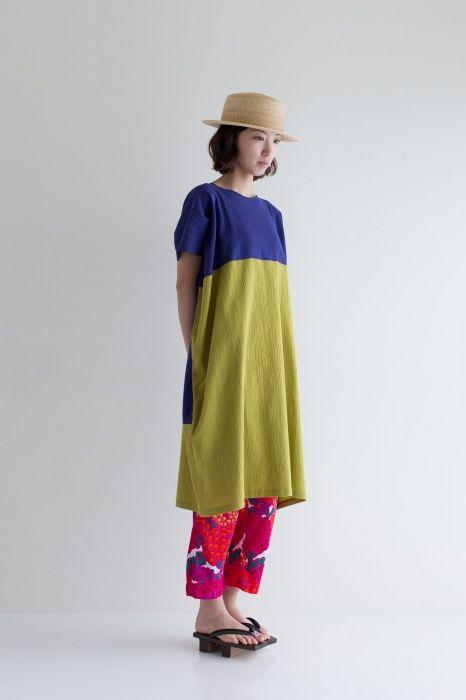 Leggings Pants Chizimi Cotton Kenran $62.00