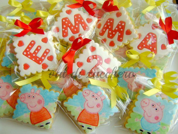 I biscotti di Peppa Pig