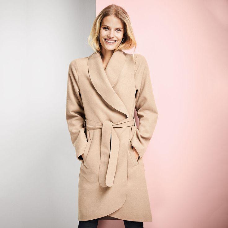 Trans-seasonal coat - Viida coat