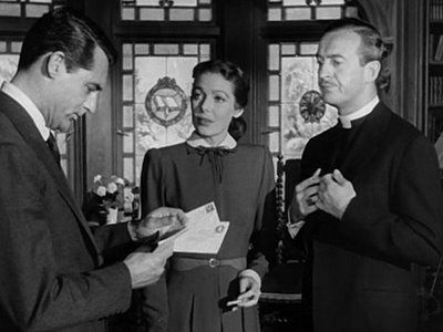 The Bishop's Wife....my Christmas tradition, I watch every year