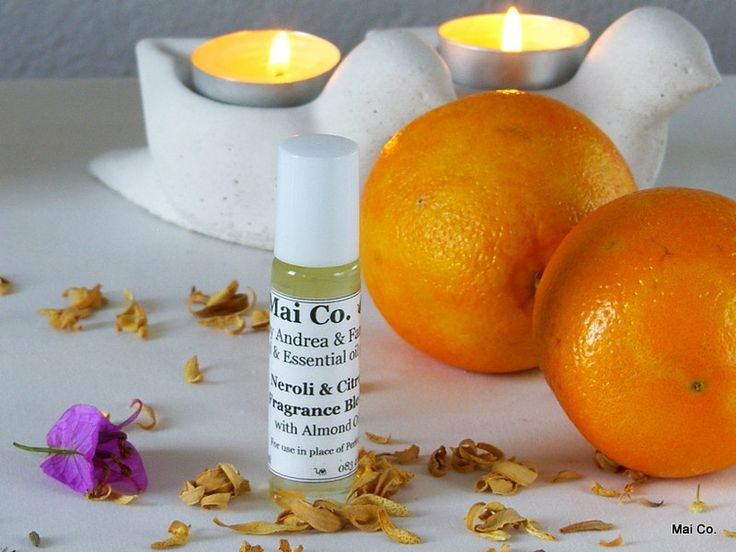 Neroli & Citrus Fragrance Blend is a beautiful smelling alternative to perfume. Available in a 10ml Roll-on bottle making it easy to carry in your handbag and even easier to apply....