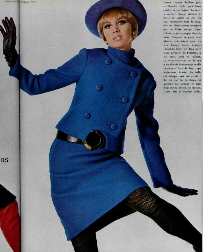 Christian Dior 1967 Dior Vintage Daytime Pinterest