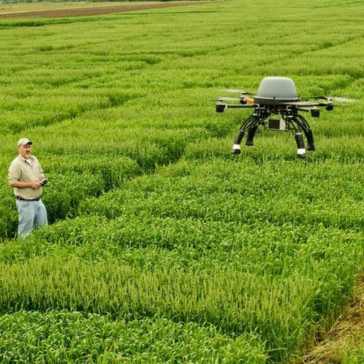 UAVs and Precision Agriculture #15   Drones (UAVs) and Agriculture http://aerialfarmer.blogspot.com/2014/03/uavs-and-precision-agriculture-15.html