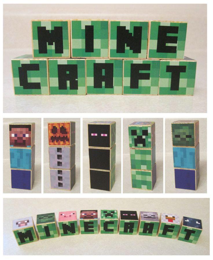 1000 Images About Minecraft Op Pinterest Feest Drukwerk