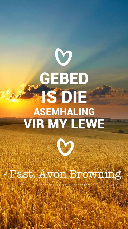 #gebed #afrikaans