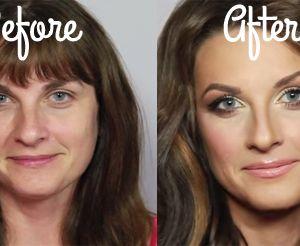 Professional Makeup Artist Reveals Amazing Makeup Tricks for Moms [Video]