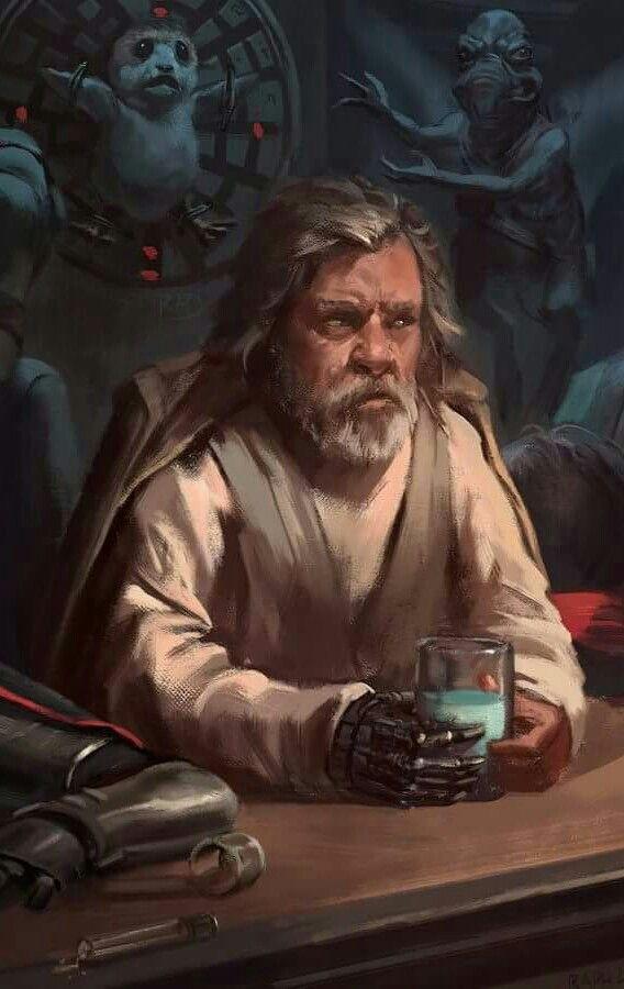 Star wars rebels luke skywalker the