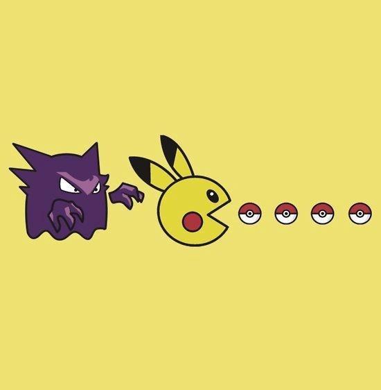 Pokemon Pac Man XD