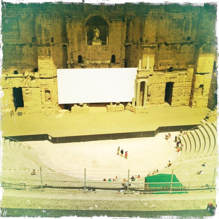 Orange Teatro  - Provence - France: France Scenes