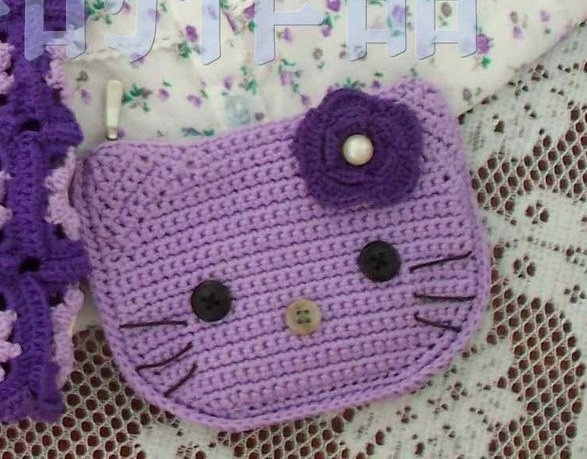 Pattern-?????????: Pattern-???????????????? 7 Crochet Purses/Clutches Inspi...