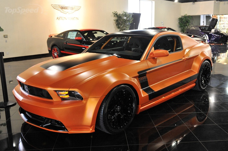 Ford Mustang Boss 302 - custom widebody by GAS