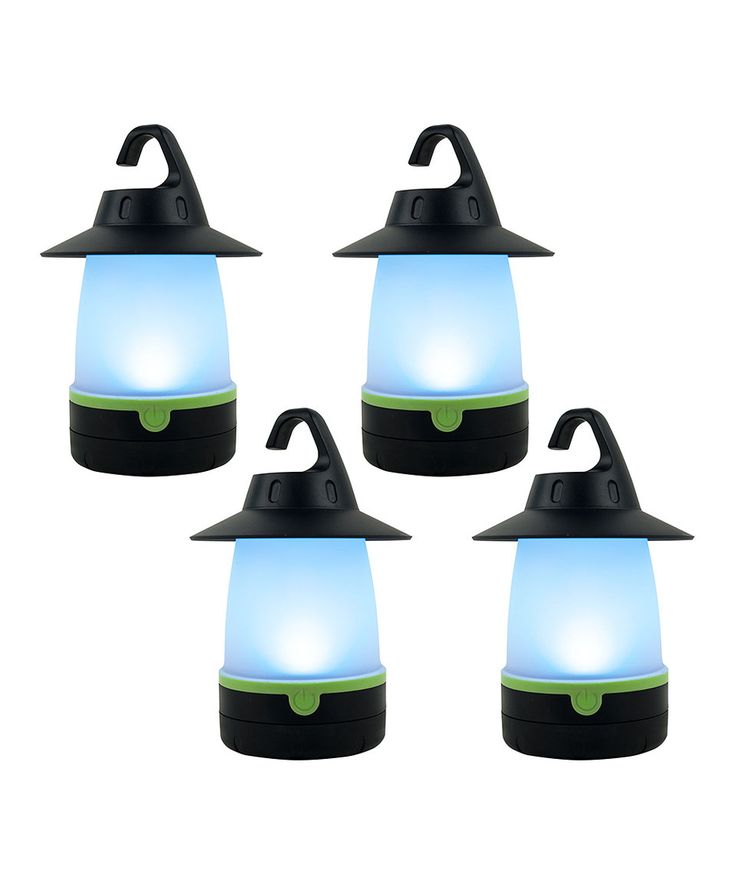 Take a look at this Two-Way LED Lantern - Set of Four today!