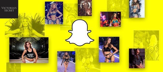 Snapchat profiles of the Victoria's Secret Angels. #snap #snapchat #socialmedia #victoriassecret #modeling