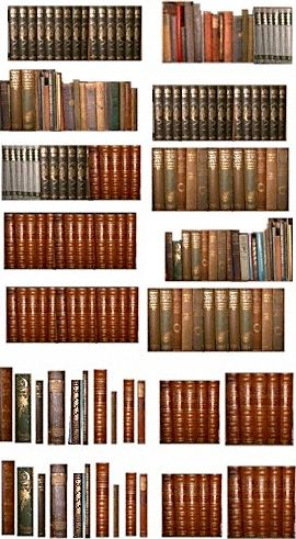 Dollhouse Miniatures : miniature books Share, Repin, Comment - Thanks!