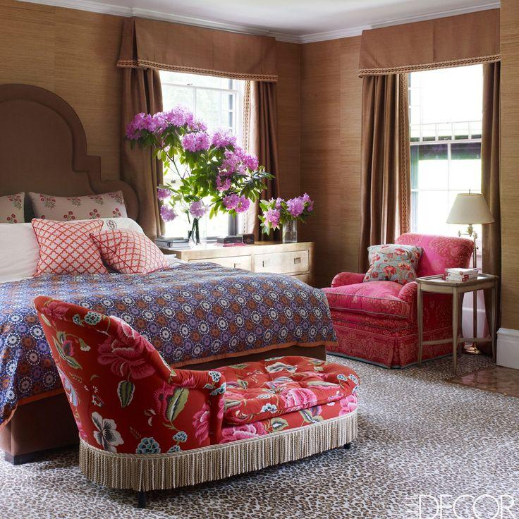 Schlafzimmer-Ideen, die Blume verzieren #deko #boho #mädchen #coole #baldachin … – Schlafzimmer Design 2018
