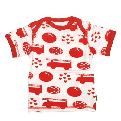 Plastisock Κοντομάνικο Μπλουζάκι Red Things - Sunnyside