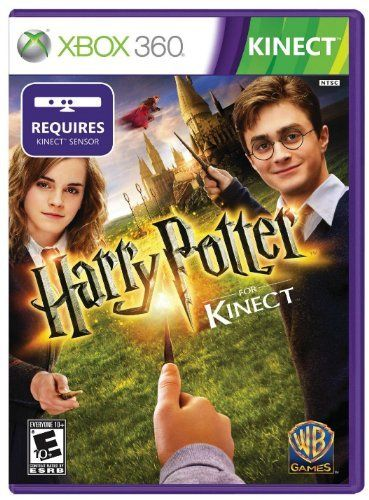 Harry Potter For Kinect – Xbox 360 By Warner Home Video – Games