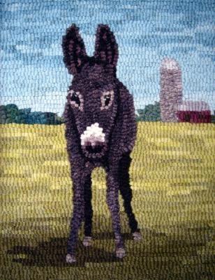 Donkey Rugs Home Decor