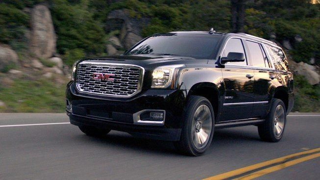 Big Trucks Chevy Gmctrucks Gmc Trucks Suv Gmc Yukon Denali
