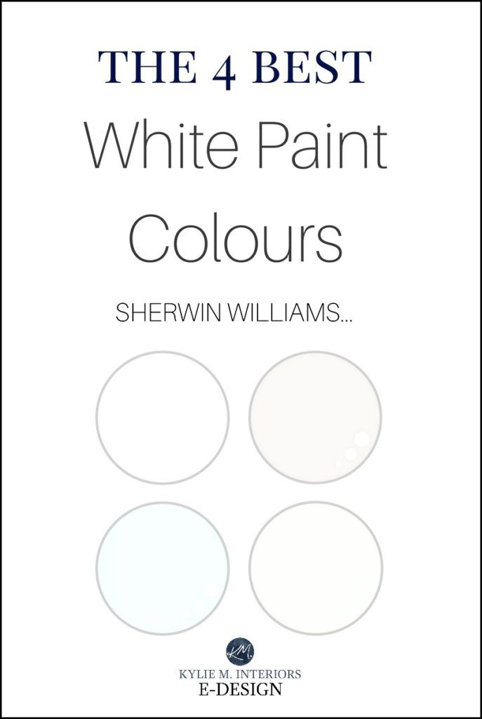 Best 25 best white paint ideas on pinterest white paint for Paint your room online sherwin williams