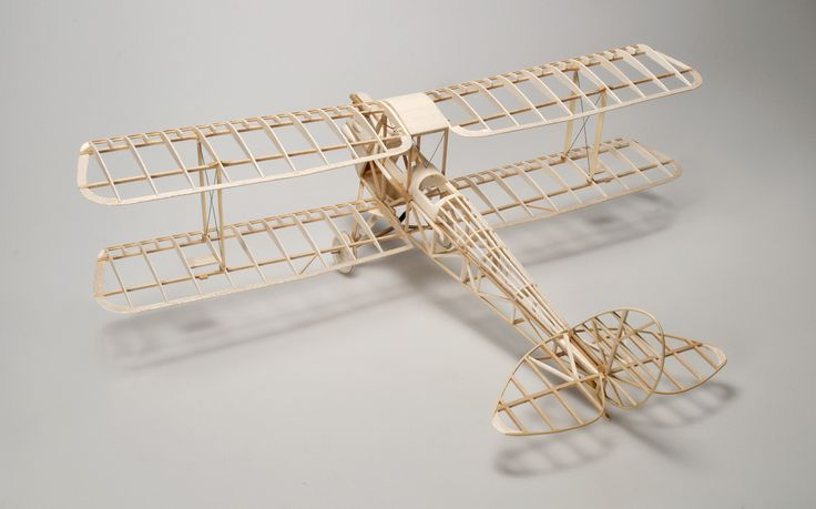 DH60G 1-20 Scale Rubber Powered Model