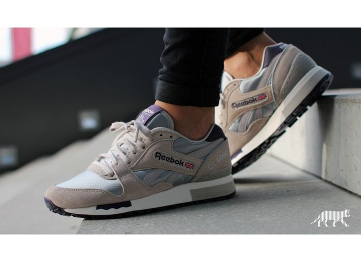 Really smart version of the traditional reebok classic - Reebok GL 6000 -  Seen these in a shop near mine over christmas and caught my eye straight  away.