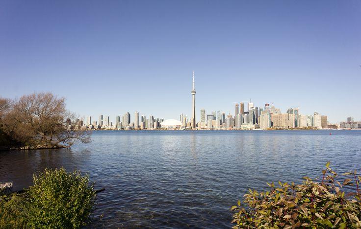 #Toronto #Skyline #Downtown
