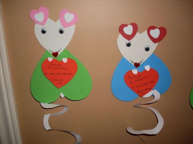 Bricolage saint valentin pinterest bricolage - Pinterest st valentin bricolage ...
