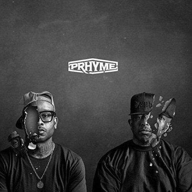 """'PRhyme' by Royce Da 5'9"""" & DJ Premier #PRhyme #RoyceDa59 #DJPremier #NickelNine #Nickel9 #Premo #HipHop #Rap #NewMusic #Music #Province #PRVNCE"""
