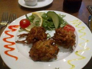 Excellent Indian food at Vinyasa :-)