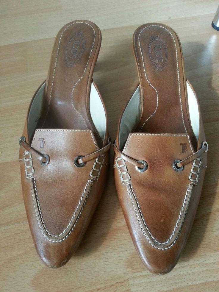 Gebraucht Tods Schuhe um 45,00 EUR
