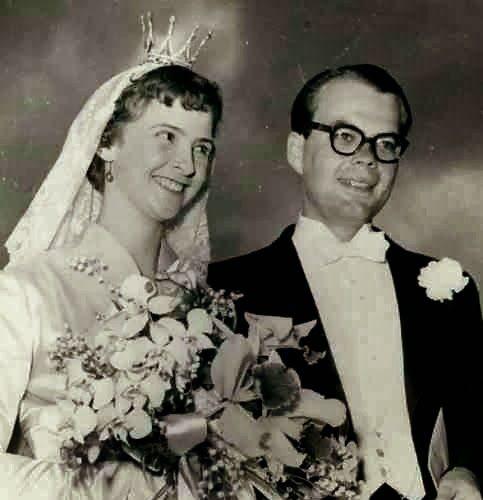 Count Folke Bernadotte of Wisborg + Christine Glahns
