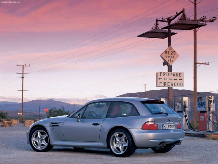 BMW Z 3 M Coupe