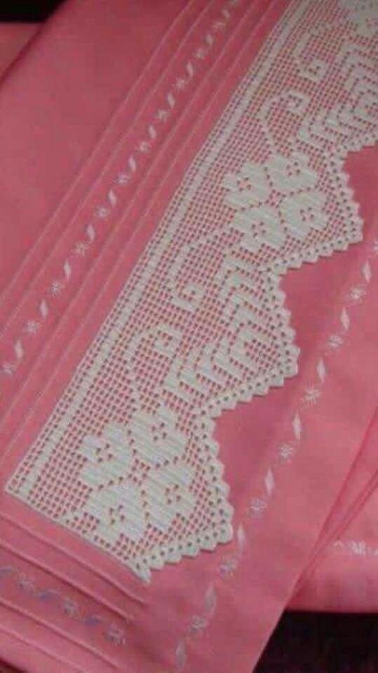 Bordes de servilletas