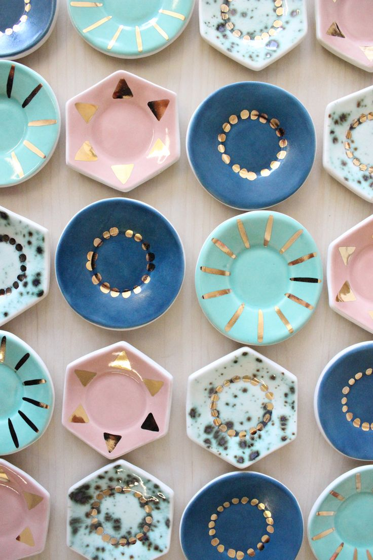 Ring dishes by The Object Enthusiast, From Baba Souk
