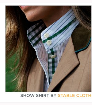 Show Shirt by Stable Cloth